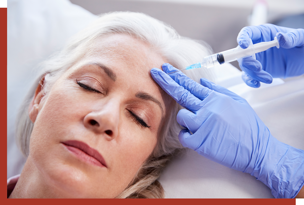 Botox Treamtment for Migraines