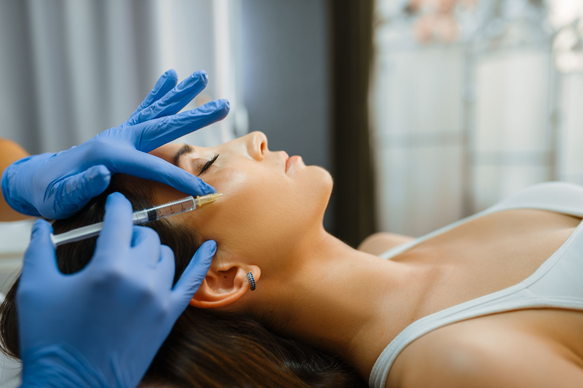 How should I prepare for Botox®?